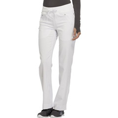 CHRCK100AT-WTPS-2XL - CherokeeWomens Infinity® Mid Rise Tapered Leg Drawstring Pants