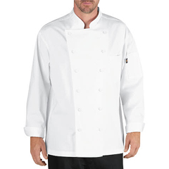 DKIDC101-WHT-3XL - DickiesMens Executive Chef Coat