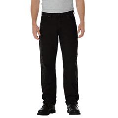 DKIDU210-RBK-38-30 - DickiesMens Double-Knee Jeans