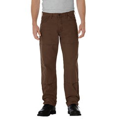 DKIDU210-RTB-36-32 - DickiesMens Double-Knee Jeans
