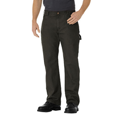 DKIDU250-RBV-40-30 - DickiesMens Relaxed-Fit Straight Carpenter Jeans