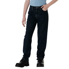 DKIKD110-RNB-20-RG - DickiesBoys 5-Pocket Denim Jeans