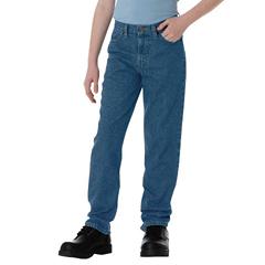 DKIKD110-SNB-8-RG - DickiesBoys 5-Pocket Denim Jeans