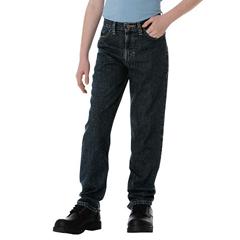DKIKD110-THK-20-RG - DickiesBoys 5-Pocket Denim Jeans