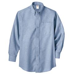 DKIKL920-LB-L - DickiesBoys Long Sleeve Oxford Shirts