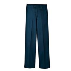 DKIKP321-DN-20 - DickiesBoys FlexWaist™ Flat-Front Pants with Logo