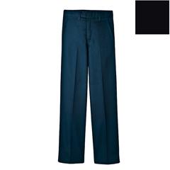 DKIKP321-BK-10 - DickiesBoys FlexWaist™ Flat-Front Pants with Logo