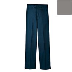 DKIKP321-SV-18 - DickiesBoys FlexWaist™ Flat-Front Pants with Logo