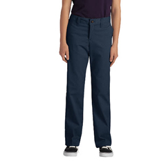 DKIKP3318-DN-6 - DickiesGirls Stretch Pants, Plus-Size