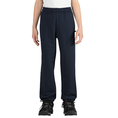 DKIKP402-DN-L - DickiesBoys Fleece Pants with Banded Hem