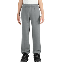 DKIKP402-HG-M - DickiesBoys Fleece Pants with Banded Hem