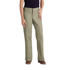 DKIKP7711-DS-11 - DickiesJuniors Stretch Welt Pocket Flare-Bottom Pants