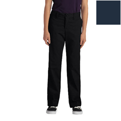 DKIKP7718-DN-11 - DickiesJuniors Stretch Straight-Leg Pants