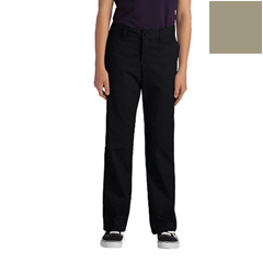 DKIKP7718-DS-21 - DickiesJuniors Stretch Straight-Leg Pants