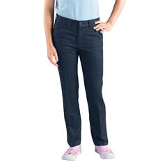 DKIKP801-DN-20-RG - DickiesGirls Skinny Straight-Leg Pants