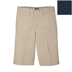 DKIKR123-DN-16 - DickiesBoys FlexWaist™ Flat-Front Shorts, 4-20