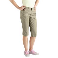 DKIKR5550-DS-14 - DickiesGirls Capri Pants