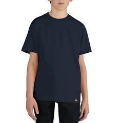DKIKS400-DN-M - DickiesBoys Short Sleeve Performance Tee Shirts