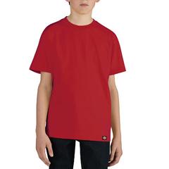 DKIKS400-ER-M - DickiesBoys Short Sleeve Performance Tee Shirts