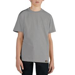 DKIKS400-HG-XL - DickiesBoys Short Sleeve Performance Tee Shirts