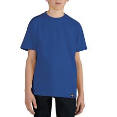 DKIKS400-RB-S - DickiesBoys Short Sleeve Performance Tee Shirts