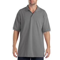 DKIKS5552-HG-L - DickiesMens Short Sleeve Polo Shirts