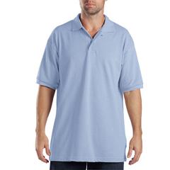 DKIKS5552-LB-2X - DickiesMens Short Sleeve Polo Shirts