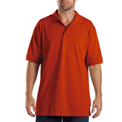 DKIKS5552-OR-2X - DickiesMens Short Sleeve Polo Shirts