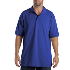 DKIKS5552-RB-XL - DickiesMens Short Sleeve Polo Shirts