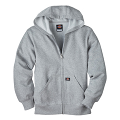 DKIKW604-HG-M - DickiesBoys Lightweight Fleece Hoodies