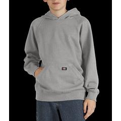 DKIKW606-HG-XL - DickiesBoys Fleece Pullover Hoodies