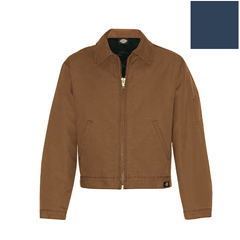 DKILJ539-RNV-XL - DickiesMens Ribbed Canvas Industrial Friendly Jacket