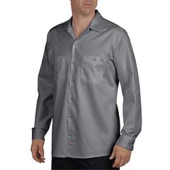 DKILL307-GG-2X-RG - DickiesMens Long Sleeve Industrial Shirt