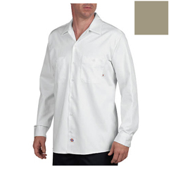 DKILL307-DS-5X-RG - DickiesMens Long Sleeve Industrial Shirt