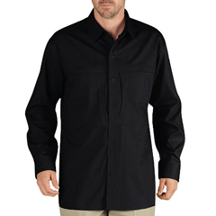 DKILL950-BK-XL - DickiesMens Long Sleeve Tactical Shirts