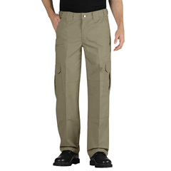 DKILP703DS-40-30 - DickiesMens Tactical Relaxed Fit Straight Leg Lightweight Ripstop Pants