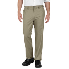 DKILP810-DS-34-UL - DickiesMens Industrial Plain-Front Pant