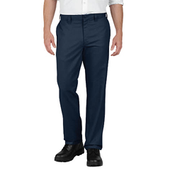 DKILP810-NV-46-UU - DickiesMens Industrial Plain-Front Pant