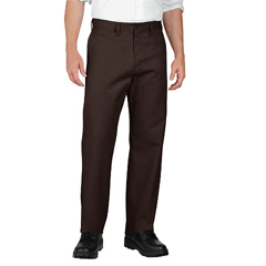 DKILP812-DW-32-34 - DickiesMens Industrial Flat-Front Pant