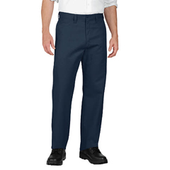 DKILP812-NV-58-30 - DickiesMens Industrial Flat-Front Pant