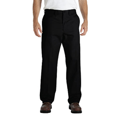 DKILP817-BK-35-UL - DickiesMens Industrial Relaxed-Fit Comfort-Waist Pant