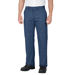 DKILP856-NV-36-30 - DickiesMens Industrial Relaxed-Fit Double-Knee Pant