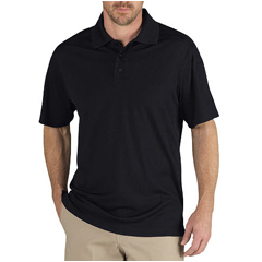 DKILS951-MD-L - DickiesMens Short Sleeve Tactical Pique Polo Shirts