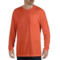 DKISL500-CA-XL - DickiesMens Long Sleeve Dri Release Tee Shirts