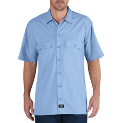 DKISS300-LB-L - DickiesMens Ultility Work Shirts