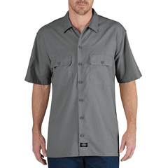 DKISS300-SM-3X - DickiesMens Ultility Work Shirts