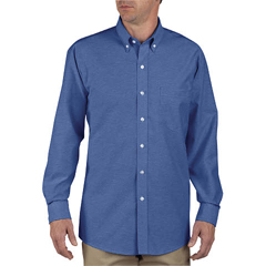 DKISS36-FB-145-RG - DickiesMens Oxford Long Sleeve Shirts