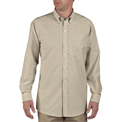 DKISS36-TK-155-RG - DickiesMens Oxford Long Sleeve Shirts