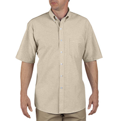 DKISS46-TK-185 - DickiesMens Short Sleeve Oxford Shirts