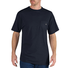 DKISS500-DN-M - DickiesMens Crew Tee Shirts